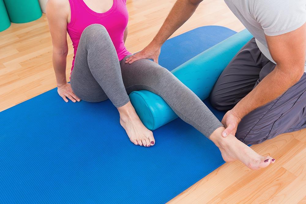 Fysiotherapie Foto Nelleke Van Thienen